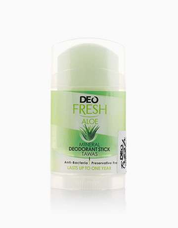 Aloe Mineral Tawas Stick 100g by Deofresh