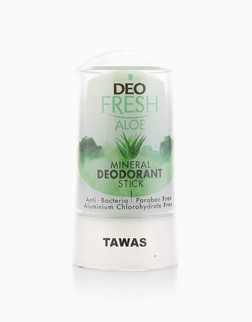 Aloe Mineral Tawas Stick by Deofresh
