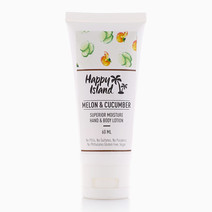 Melon Cucumber Lotion (60ml) by Happy Island