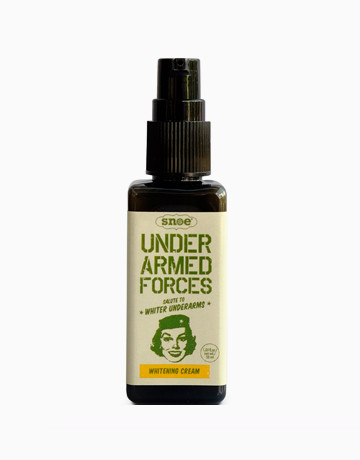 Under Armed Forces Cream by Snoe Beauty
