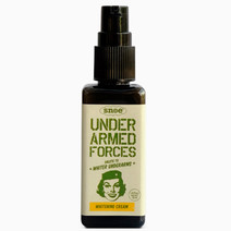 Under armed forces whitening cream