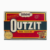 Shoo-zit! Don't Bother Me! Outzit Natural Acne Drying Beauty Bar by Snoe Beauty