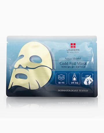 Aqua Shield Gold Foil Mask by Leaders Ex Solution