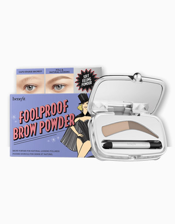 Foolproof Eyebrow Powder by Benefit