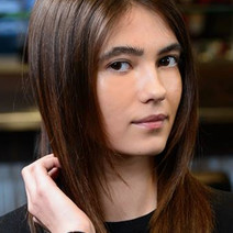 Fashion Clairol Color by Wella with Haircut (Short to Medium-Length) by Gionyx Hair and Nails Salon