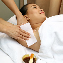 Underarm Waxing by The Body Spa and Waxing Lounge