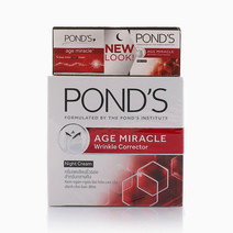 Pond's Age Miracle Night Cream 50ml by Pond's