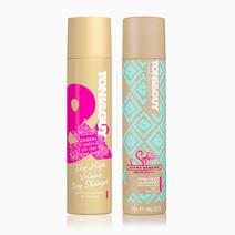 Dry Shampoo + Hairspray by Toni & Guy