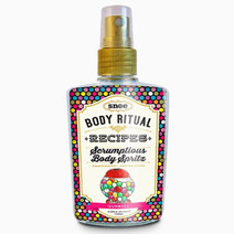 Body Ritual Recipes Scrumptious Body Spritz in Gumball by Snoe Beauty