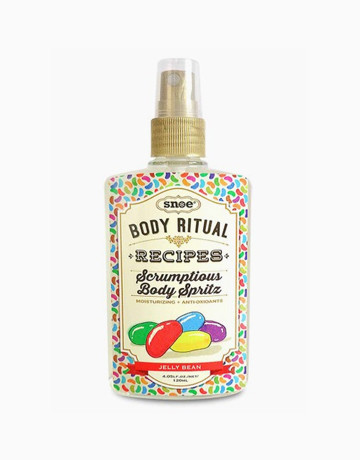 Body Spritz in Jelly Bean by Snoe Beauty