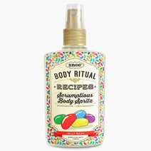 Body Ritual Recipes Scrumptious Body Spritz in Jelly Bean by Snoe Beauty