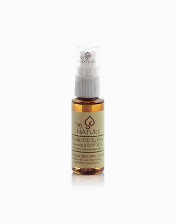Facial Oil In One (Smooth) by By Nature