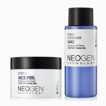 Rice-Peel & Activator Sake Facial Peel by Neogen