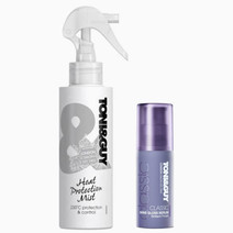 Heat Protection + Free Serum by Toni & Guy