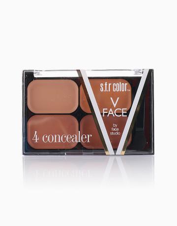 Concealer Contour Palette by SFR Color