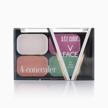 V-Face Concealer Contour Palette by SFR Color