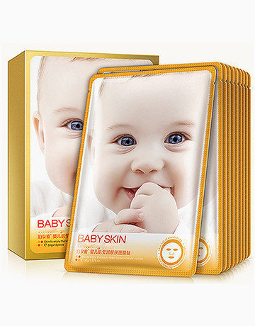 Baby Skin Mask (Box of 10) by Rorec