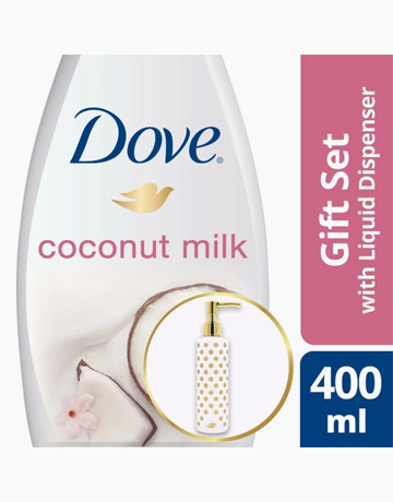 Coconut Wash W/ Pump by Dove