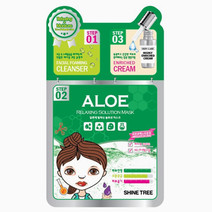 3 Step Aloe Solution Mask by Shinetree