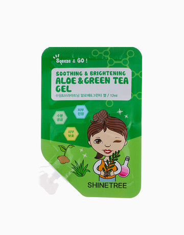 Aloe and Green Tea Gel by Shinetree