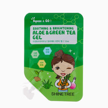Aloe and Green Tea Gel by Shinetree in