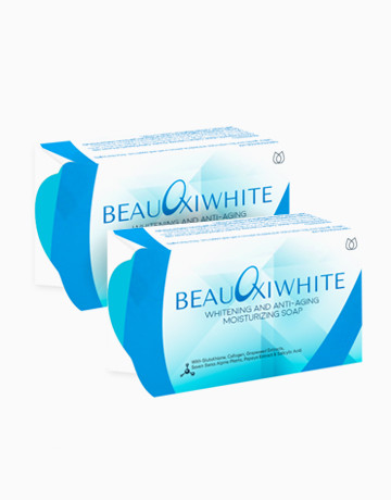 BeauOxi Whitening Soap by BeauOxi White