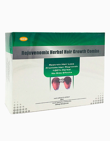 Herbal Hair Growth Combo by Rejuvenomix