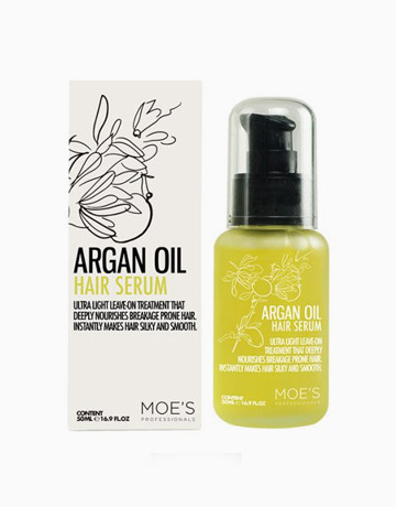 Argan Oil Hair Serum by Moe's Professionals