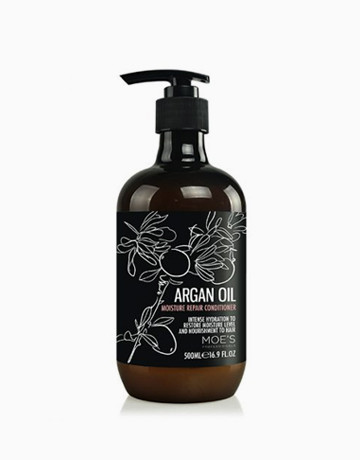 Argan Oil Repair Conditioner by Moe's Professionals