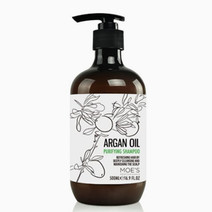 Argan Oil Purifying Shampoo by Moe's Professionals