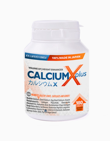 Calcium X Plus Height Enhancer by Calcium X Plus