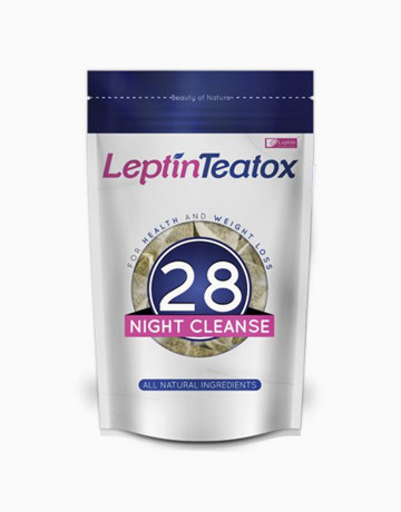 Night Cleanse (28-Day Teatox) by Leptin Teatox