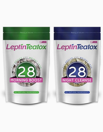 28-Day Weight Loss Tea by Leptin Teatox