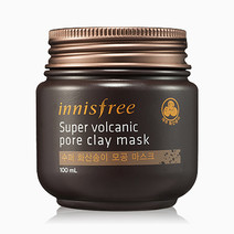 Super Volcanic Pore Clay Mask by Innisfree