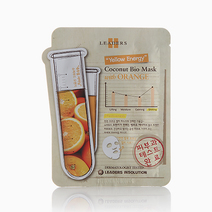 Coconut Bio Mask with Orange by Leaders InSolution