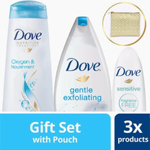 Personal Care Gift Set by Dove