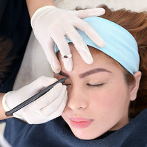 3D Eyebrow Embroidery by The Eyebrowdery