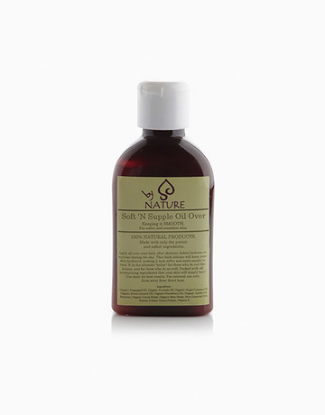 Soft 'N Supple Oil (Smooth) by By Nature