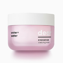 Banila co dear hydration sleeping mask