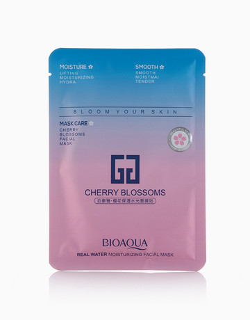 Cherry Blossom Mask+1FREE by Bioaqua