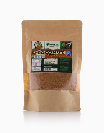 Organic Coconut Sugar (250g) by GreenLife Home of Coconut Products