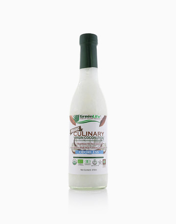 Virgin Coconut Oil (375ml) by Greenlife Home of Coconut Products