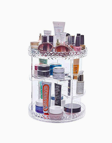 Acrylic Makeup Organizer by Brush Work