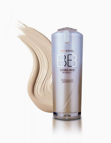 Mineral Glamour BB Cream by Shawill