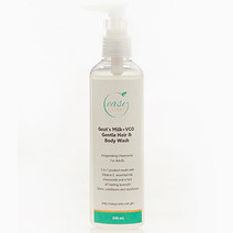 Easy Cures Goat's Milk + VCO Invigorating Chamomile Gentle Hair & Body Wash by Easy Cures