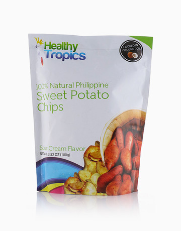 Camote Chips (100g Pouch) by Healthy Tropics