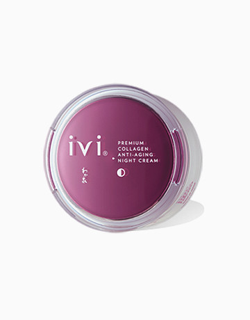 Collagen Night Cream by  ivi RYO Premium Collagen