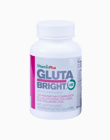 Glutabright (30 Tablets) by GNC