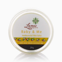 Baby & Me Antibacterial Salve by Lunas Living Oils