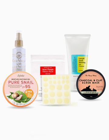 Oily Skin Set by BeautyMNL